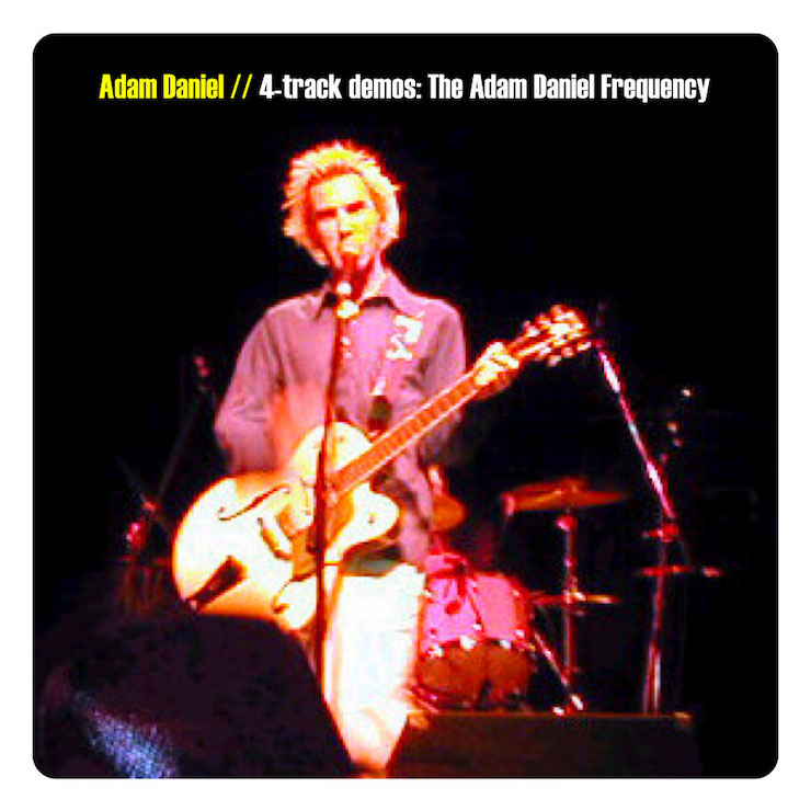 4-track demos: The Adam Daniel Frequency